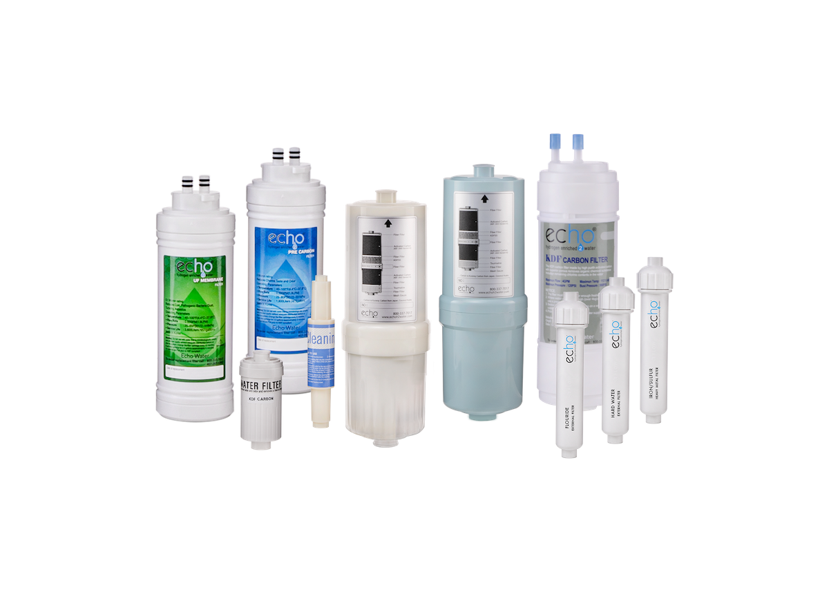 category-Echo Water™ Machine Replacement Filters-image