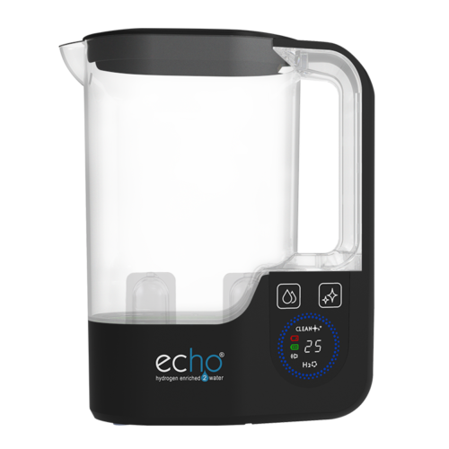 Echo H2 Pitcher / hydrogen water pitcher by Synergy Science