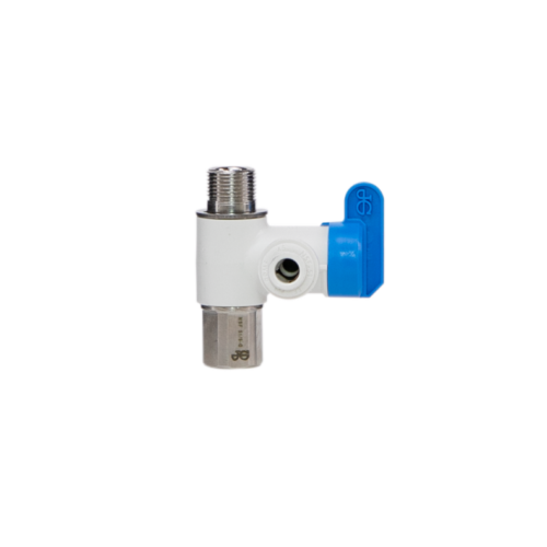 T-Valve Used During Echo Machine Installation | Synergy Science