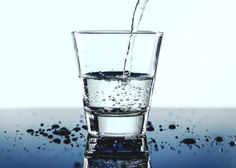 Glass of Antioxidant Water™