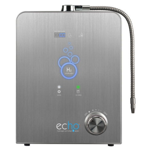 The Echo H2 Machine for drinking hydrogen water